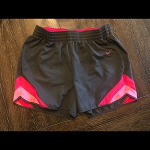 EUC Nike Dri-Fit women's gym shorts